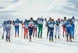Po dramatiškos kovos Lietuvos vyrų komanda pasaulio orientavimosi sporto slidėmis čempionate liko 9-oje vietoje