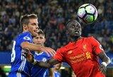 """Proga atsitiesti ar potencialus ketvirtas pralaimėjimas iš eilės: """"Liverpool"""" – """"Chelsea"""""""