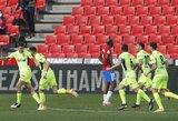 """""""Atletico"""" išvykoje įveikė """"Granada"""" futbolininkus"""