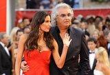 """E.Gregoraci: """"M.Schumacheris nekalba, su juo gali matytis tik 3 žmonės"""""""