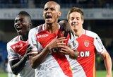 """""""Monaco"""" panaikino dviejų įvarčių deficitą ir per pridėtą laiką iškovojo pergalę"""