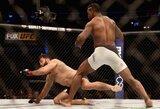 Skaičiai nemeluoja: UFC sunkiasvorio smūgis – stipriausias pasaulyje