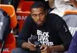 """Policininkų smurtą iškentęs """"Bucks"""" krepšininkas prisiteisė solidžią sumą"""