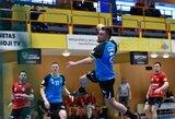 Rekordinis Lietuvos klubų skaičius išreiškė norą žaisti tarptautiniuose rankinio turnyruose