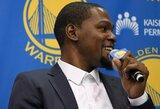 ESPN žurnalistas apsimelavo apie K.Duranto ateitį