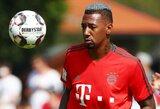 """J.Boatengas jau sužaidė paskutines rungtynes """"Bayern"""" gretose?"""