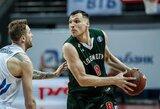 """Rusijos žiniasklaida įvertino J.Mačiulio sezoną """"Lokomotiv–Kuban"""" gretose"""