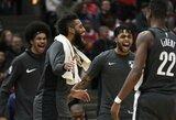 """""""Nets"""" užliejo varžovus tritaškiais bei pasiekė klubo rekordą"""