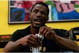 """""""UFC on ESPN+29"""" programa pasikeitė: vienas iš kovotojų pasijautė prastai"""