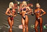 Tarptautinėse IFBB kultūrizmo ir fitneso varžybose Jonavoje – lietuvių dominavimas