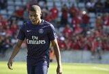 """K.Mbappe pyksta ant PSG: """"Žaidėme kaip mokyklinukai"""""""
