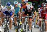 """E.Šiškevičius ir E.Juodvalkis startavo """"Tour du Limousin"""" dviračių lenktynėse"""
