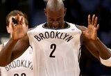 """""""Nets"""" treneris išsklaidė abejones dėl K.Garnetto ateities"""