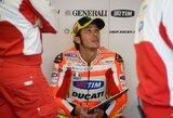 "V.Rossi: ""Gėda, kad nesugebėjau konkuruoti su ""Ducati"""
