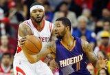 """""""Rockets"""" dominantis M.Morrisas patraukė ir """"Pelicans"""" dėmesį"""