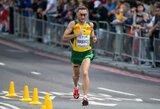 Tarptautinis lengvaatlečių sugrįžimas: šeši lietuviai bėgs pasaulio pusmaratonio čempionate