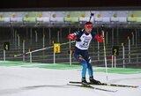 Pirmajame biatlono IBU taurės etape Švedijoje – kuklūs lietuvių rezultatai