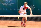 Vilniuje – Lietuvos teniso talentų triumfas