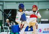 Pasaulio jaunučių tekvondo čempionate E.Pundzevičius nukeliavo iki aštuntfinalio