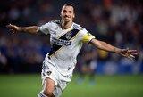 """Z.Ibrahimovičius kalbasi su """"Milan"""" dėl galimo sugrįžimo"""