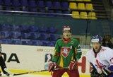 Pastarųjų dienų Lietuvos ledo ritulininkų naujienos užsienyje