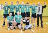 Lietuvos vyrų tinklinio pirmenybėse startavo atkrintamosios varžybos