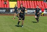 Lietuvos jaunimo regbio-7 rinktinė Europos čempionatą baigė įspūdinga pergale