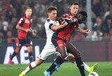 """Raudonų kortelių fiestoje – pagaliau iškovota """"Milan"""" pergalė"""
