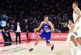 """Užtikrintą pergalę pasiekęs """"Anadolu Efes"""" išrašė """"Real"""" Eurolygoje antrąjį pralaimėjimą iš eilės"""