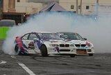 """""""Oman International Drift"""" paskutiniame etape ir bendroje įskaitoje A.Vasiliauskas iškovojo 3-ią vietą"""