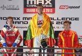 """Pasaulio kartingo čempionas S.Juodviršis: """"Džiaugiuosi, kad galiu garsinti Lietuvos vardą"""""""