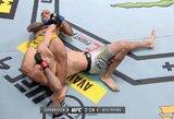 """""""UFC 256"""" medikų išvados: D.Figueiredo, T.Fergusonas ir B.Moreno gali būti suspenduoti pusmečiui"""
