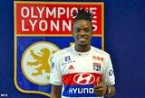 """""""Lyon"""" naujokas B.Traore: """"Nenorėjau, kad """"Chelsea"""" scenarijus kartotųsi – man reikėjo stabilumo"""""""