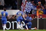 """Europos lygos taurę iškovojo """"Chelsea"""""""