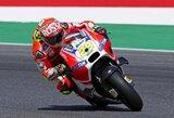 Italijos GP kvalifikacijoje – M.Marquezo fiasko ir trasos rekordą pagerinusio A.Iannone pergalė