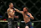 """""""UFC 238"""": R.Lamaso žandikaulis lūžo trijose vietose, """"Kaubojus"""" tikina išvengęs akiduobės lūžio"""