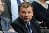 Vieningosios lygos prezidentu tapo S.Kuščenka