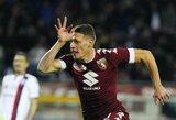 """""""Torino"""" varžovams atseikėjo penkis įvarčius ir kyla aukštyn"""