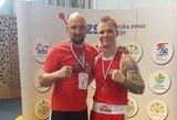 A.Dūdėnas triumfavo jaunių bokso turnyre Slovėnijoje