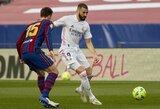 """Atskleista priežastis, kodėl K.Benzema gali atsisveikinti su """"Real"""""""