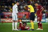 Egiptas į pasaulio čempionatą vešis traumuotą M.Salah, sudėtį paskelbė ir Kroatija