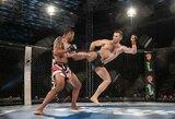 Netikėti pokyčiai nesutrukdė: MMA turnyre Vokietijoje – įtikinama L.Urbonavičiaus pergalė