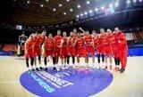 53 taškų skirtumu pergalę iškovoję ispanai –Europos čempionate