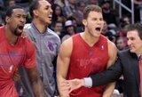 """""""Clippers"""" krepšininkai """"Pistons"""" klubui pademonstravo tikrą šou ir turbūt gražiausią sezono dėjimą"""