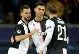 """Vienas """"Juventus"""" lyderių sutiko persikelti į """"Barceloną"""""""