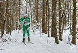 Europos orientavimosi sporto slidėmis čempionate du lietuviai pateko į 30-uką