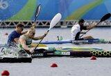 I.Navakauskas pergalingai baigė olimpines žaidynes
