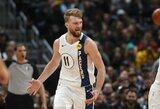 K.Durantas – favoritas laimėti NBA turnyrą, D.Sabonis – tarp autsaiderių