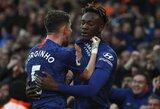 """Jorginho reikalauja, kad """"Chelsea"""" nebebūtų minkšti: """"Jaunas amžius nėra pasiteisinimas"""""""