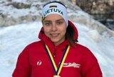 Orientacininkei J.Traubaitei – istorinė pasaulio jaunimo čempionato bronza